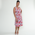 Audrey Dress in Aloha by Karina Dresses