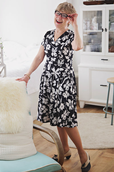 Cece Dress - Sprigs & Stems