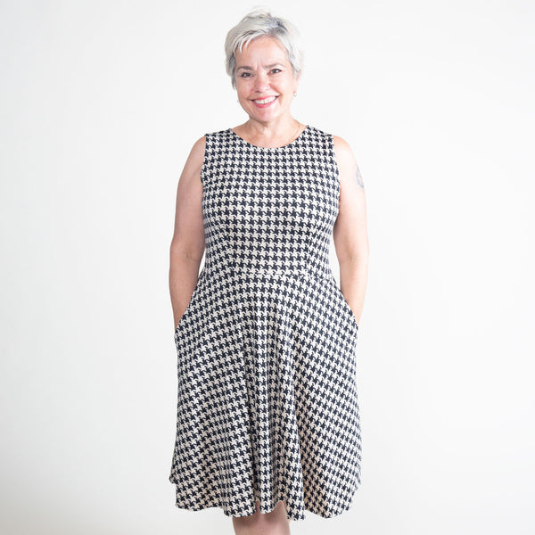 Kate Dress in Carriage House by Karina Dresses