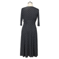 Margaret Dress in Black Pearl by Karina Dresses