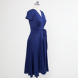 Margaret Dress - Navy