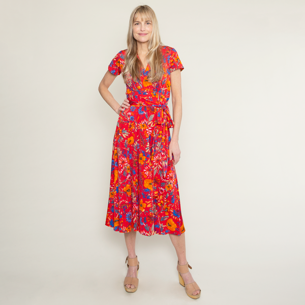 Margaret Dress in Bali by Karina Dresses