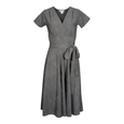 Margaret Dress in Chalkboard by Karina Dresses