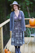 Margaret Dress - Digital Plaid