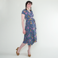 Margaret Dress in Picnic by Karina Dresses