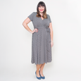 Margaret Dress in Lucky Strike by Karina Dresses
