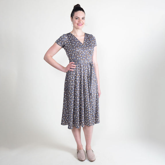 Margaret Dress -  Prairie Clover