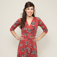 Margaret Dress in Sincerely Yours by Karina Dresses