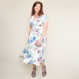 Margaret Dress in San Tropez by Karina Dresses