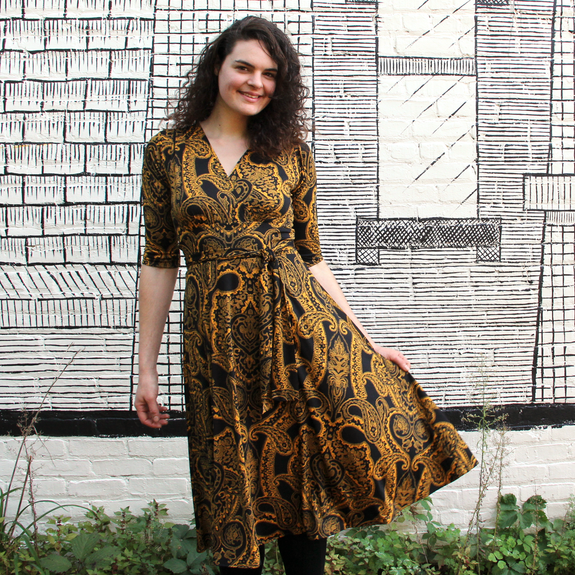 Margaret Dress in Totem by Karina Dresses