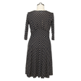 Megan Dress in Power Polka Dot by Karina Dresses