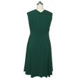Nora Dress in Forest Green by Karina Dresses