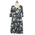 Naomi Dress in Friday Floral by Karina Dresses