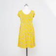 Naomi Dress in Golden Rod by Karina Dresses