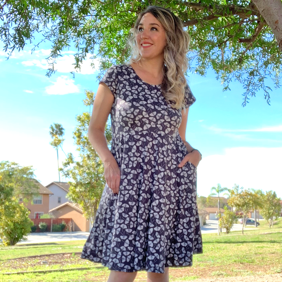 Naomi Dress in Serendipity by Karina Dresses