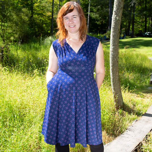 Nora Dress in Charmed by Karina Dresses