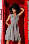 Nora Dress in Lucky Strike by Karina Dresses