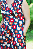 Nora Dress - Mountain Floral