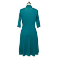 Ruby Dress in Taos Teal by Karina Dresses