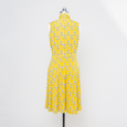 Ruby Dress in Golden Rod by Karina Dresses