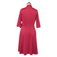 Ruby Dress in Raspberry by Karina Dresses