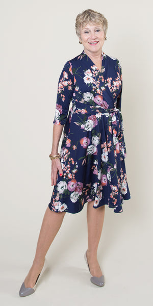 Ruby Dress - Boho Blossom