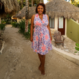 Ruby Dress in Havana by Karina Dresses