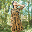 Ruby Dress in Totem by Karina Dresses