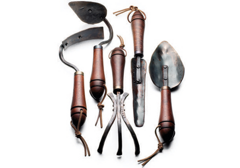 Hand-crafted Tool Set