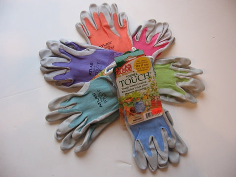 Ladies Atlas Nitrile Touch Gloves