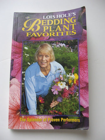 Bedding Plant Favorites Book