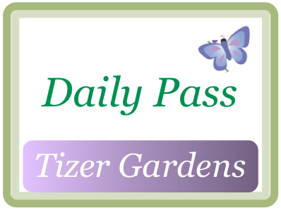 Tizer Gardens Day Pass