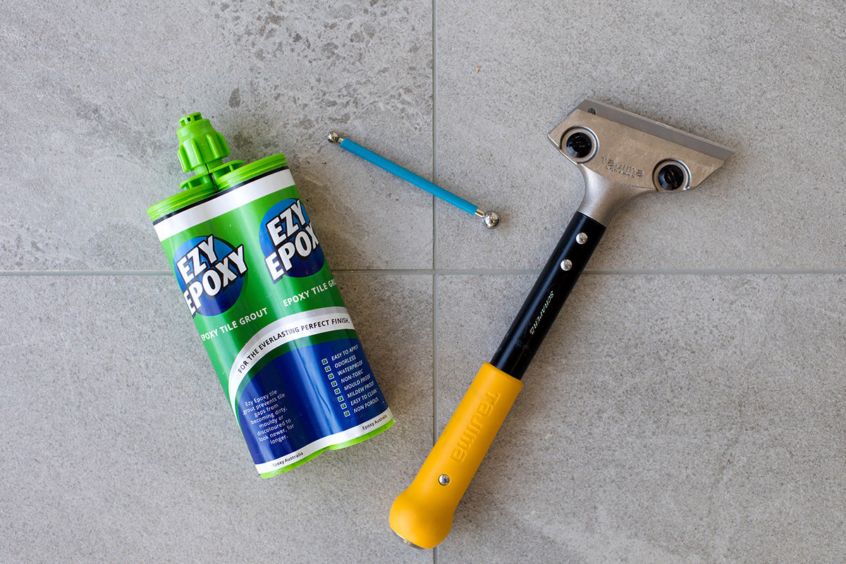 8 reasons to use Ezy Epoxy Tile Grout