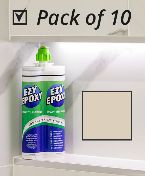 Ezy Epoxy Tile Grout Beige