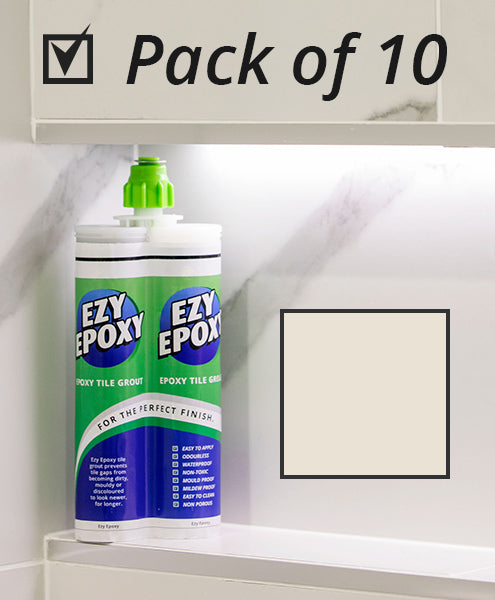 Ezy Epoxy Tile Grout Cream