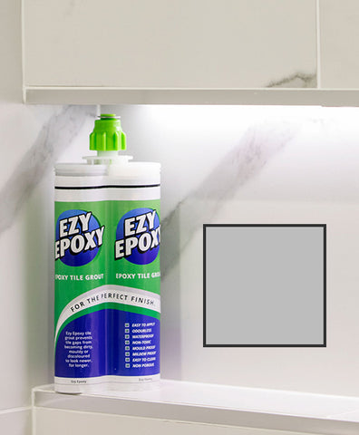 Ezy Epoxy Tile Grout Light Grey