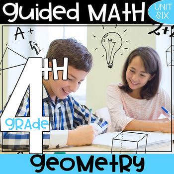 4th grade Geometry Guided Math