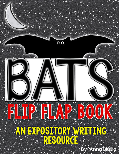 Bats Flip Flap Books® | Distance Learning