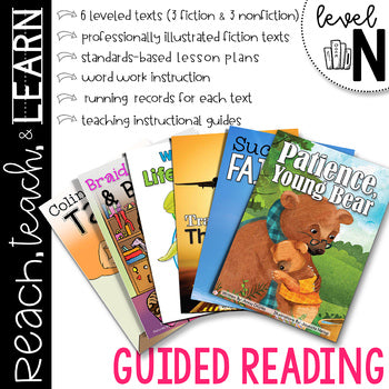 Guided Reading Level N