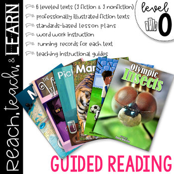 Guided Reading Level O