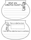 Collective Nouns Lesson Plan