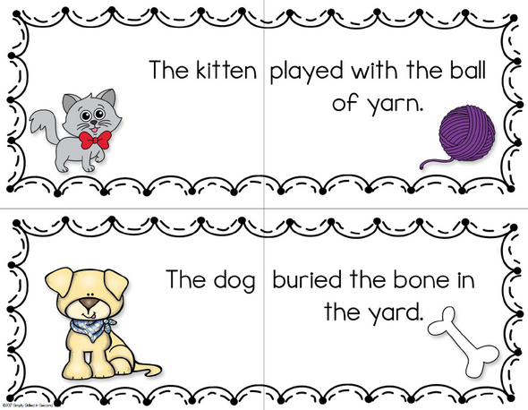 Subject and Predicate Lesson Plan