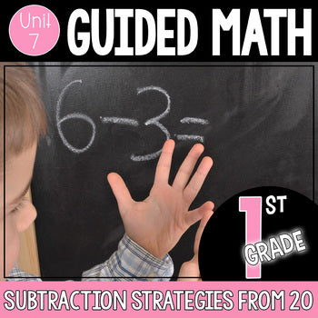 Subtraction Strategies from 20