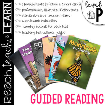 Guided Reading Level P