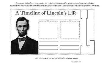 Presidents Day Flip Flap Book®