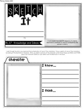 3rd Grade Reading Comprehension Tab-Its®