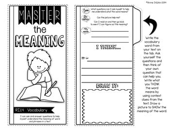 1st Grade Reading Comprehension Tab-Its®