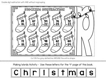 Christmas Flip Flap Book®