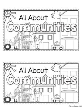 Communities Tab-Its® | Distance Learning