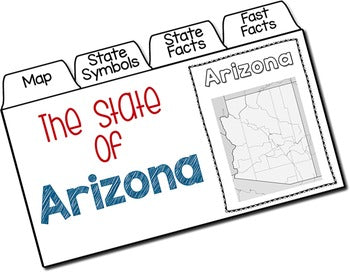 The Fifty States Tab-Its® | Distance Learning